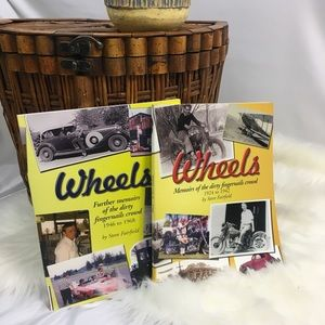 Wheels & Wheels II by Steve Fairchild Memoirs